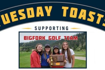 brewery, flathead lake, golf, team, fundraiser, community